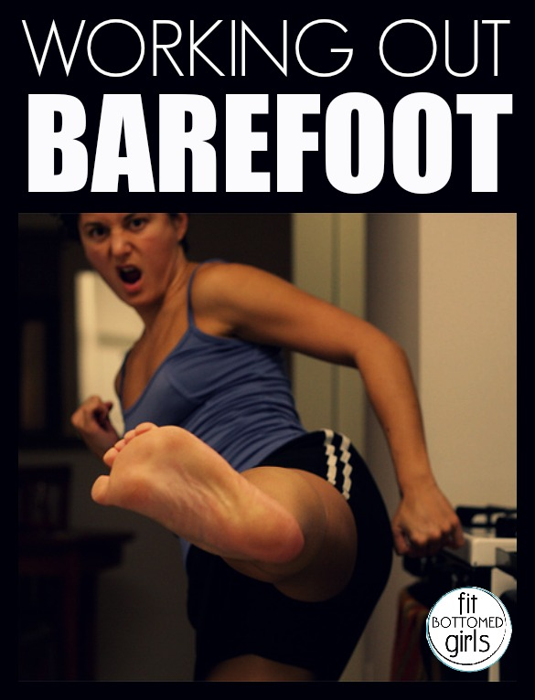 WorkingOutBarefoot