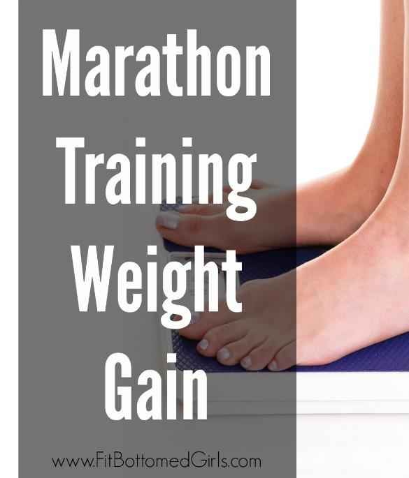 marathontrainingweightgain