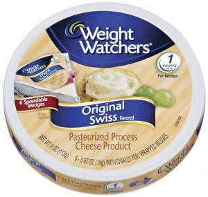 WeightWatchersCheeseWedges