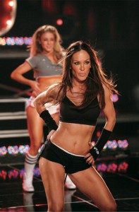 pussycat dolls workout DVD