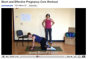 BabyFitexercisevideo