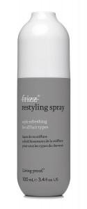 No Frizz Restyling Spray