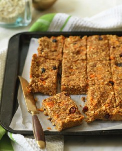 Sweet Oat Bars