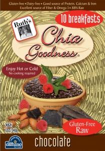 Chocolate Chia Goodness