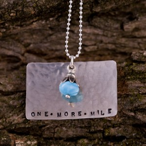 One More Mile Necklace