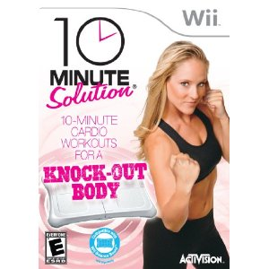 10 Minute Solution Wii cover