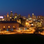 The live challenge is in beautiful Kansas City! Credit: calebdzahnd