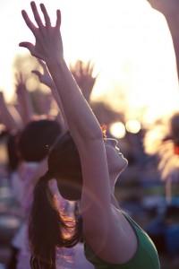 yogaclassoutside
