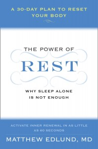 the power of rest, book on rest, sleep, relaxing, meditation, social rest, active rest, physical rest, mental rest, spiritual rest