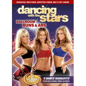 dancing with stars dvd