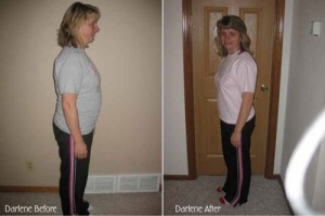 weight-loss success story