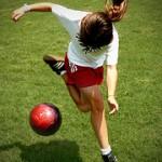 teen girl sports