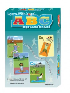 Learn With Yoga Cards