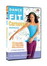 Dance and Be Fit Carnaval DVD