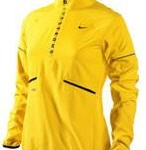 LiveStrong half zip, running jacket, nike spring collection, workout apparel, workout jacket, jacket