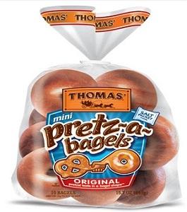 Pretz-A-Bagels