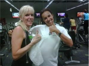 She Runs LA, treadmill run, 10K, 6.2 miles, Nike+, Nike plus, Nike challenge, Nike running challenge