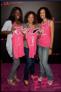 She Runs LA event, Nike, running, 10K