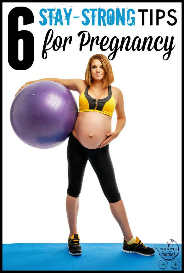 How to stay sexy while pregnant