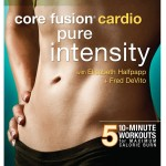 core fusion cardio pure intensity dvd