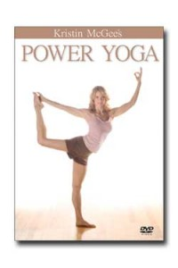 kristin mcgee power yoga