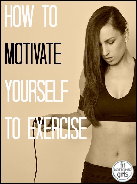 how to get yourself to exercise