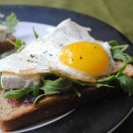 open-faced-sandwich