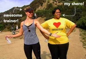 MTV, Chelsea Settles, Trainer, obesity, positive reinforcement, runyon canyon