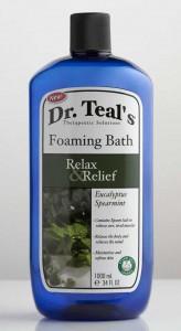 dr. teals bath soak