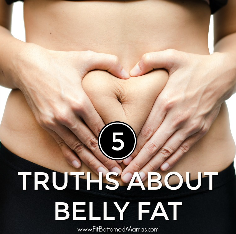The Truth And Tips On Losing Belly Fat Fit Bottomed Girls