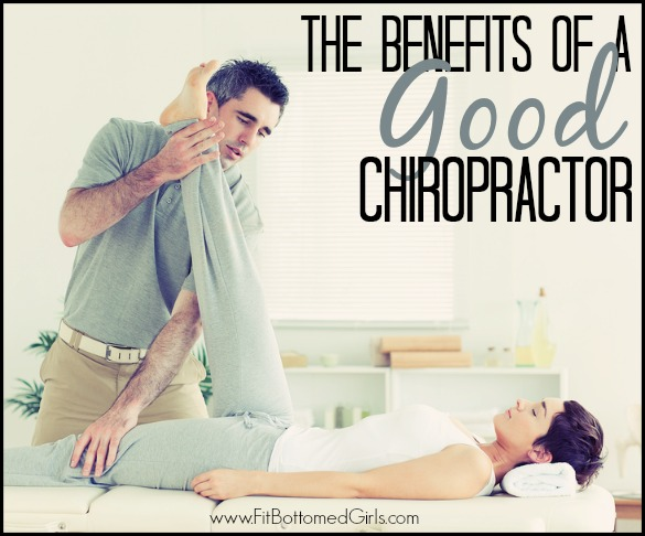 A chiropractor is exercising with a woman