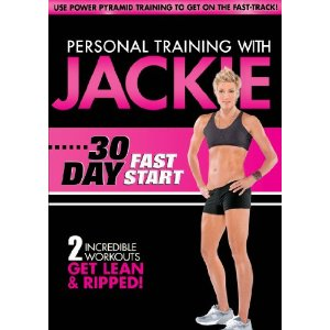 jackie warner DVD