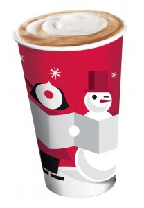 starbucks skinny peppermint mocha