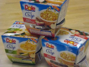 dole apple crisp