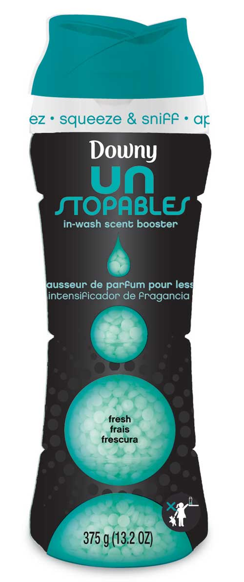 Review Downy Unstopables Laundry Freshener For Workout