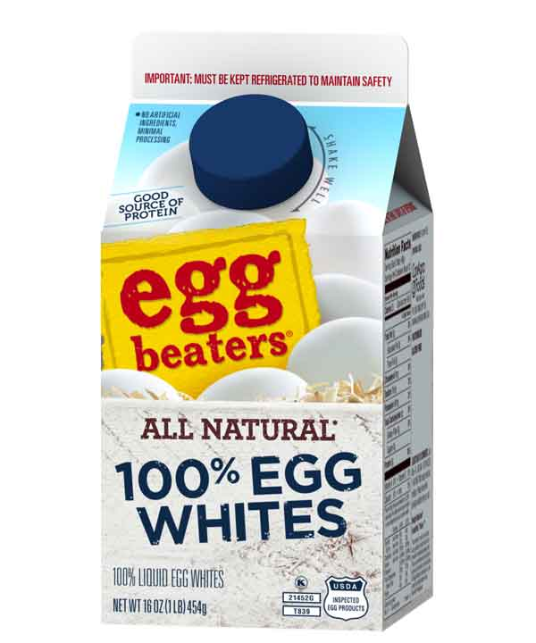 5 Reasons Why We Dig Egg Beaters 100% Egg Whites