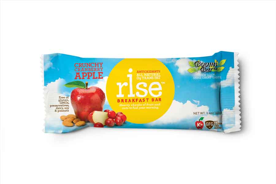 rise breakfast bar