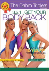 Get Your Body Back Workout DVD