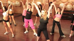 Workout with Flirty Girl Fitness in your living room.