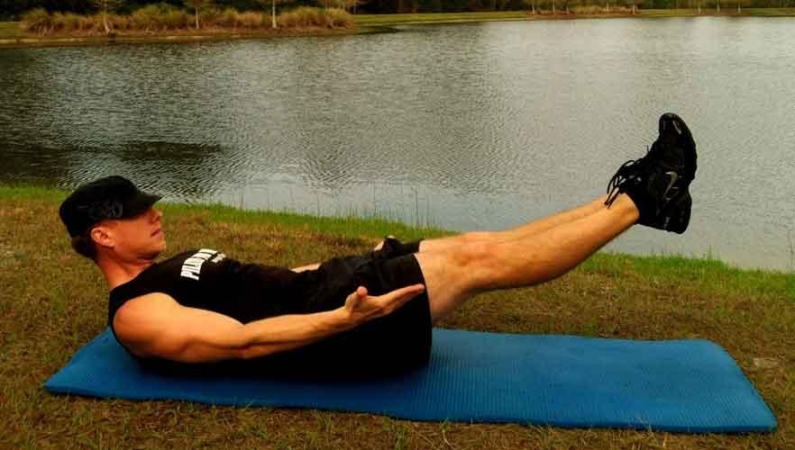 men and pilates