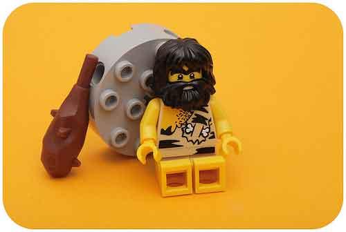 Eat like a caveman --- or woman. Credit: pasukaru76