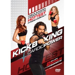 Kickboxing workout dvd