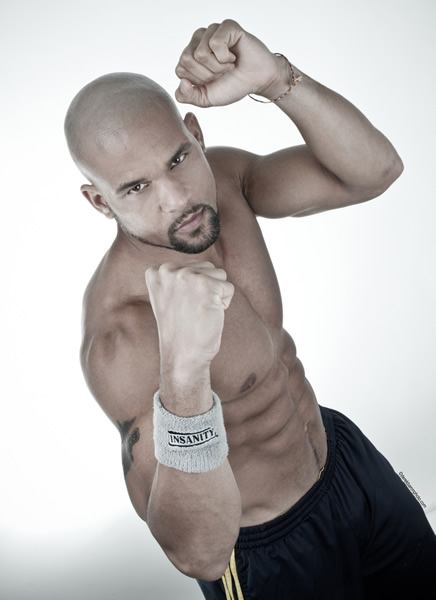 Insanity's Shaun T Dishes on Powerade Zero and Working Out in Undies