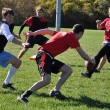 Why not play a little flag football this holiday season?