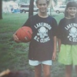 Kristen basketball player