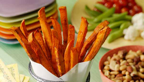 sweet potatoes fries recipe