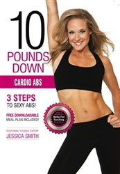 The Hot Two-For-One Deal: Jessica Smith's 10 Pounds Down Cardio Abs