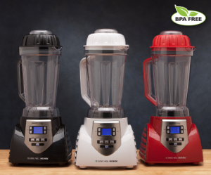 healthmaster elite blenders