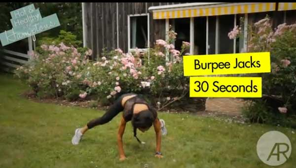 ultimate cardio workout