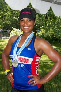 8 Triathlon Training Tips from Laila Ali
